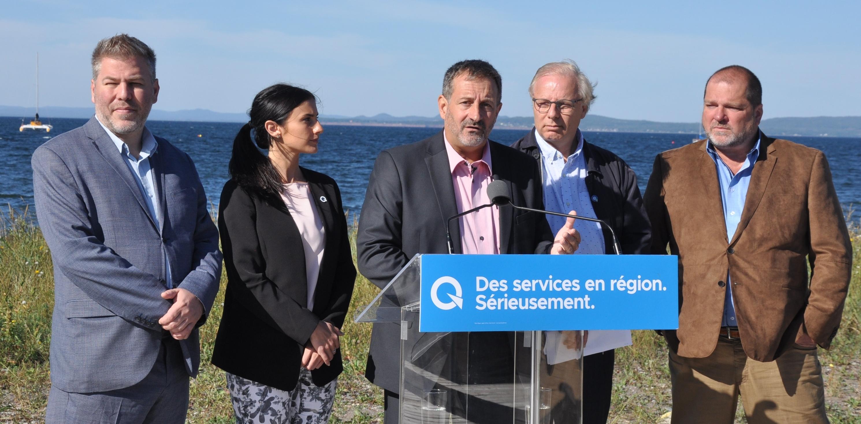 Élections provinciales Gaspé