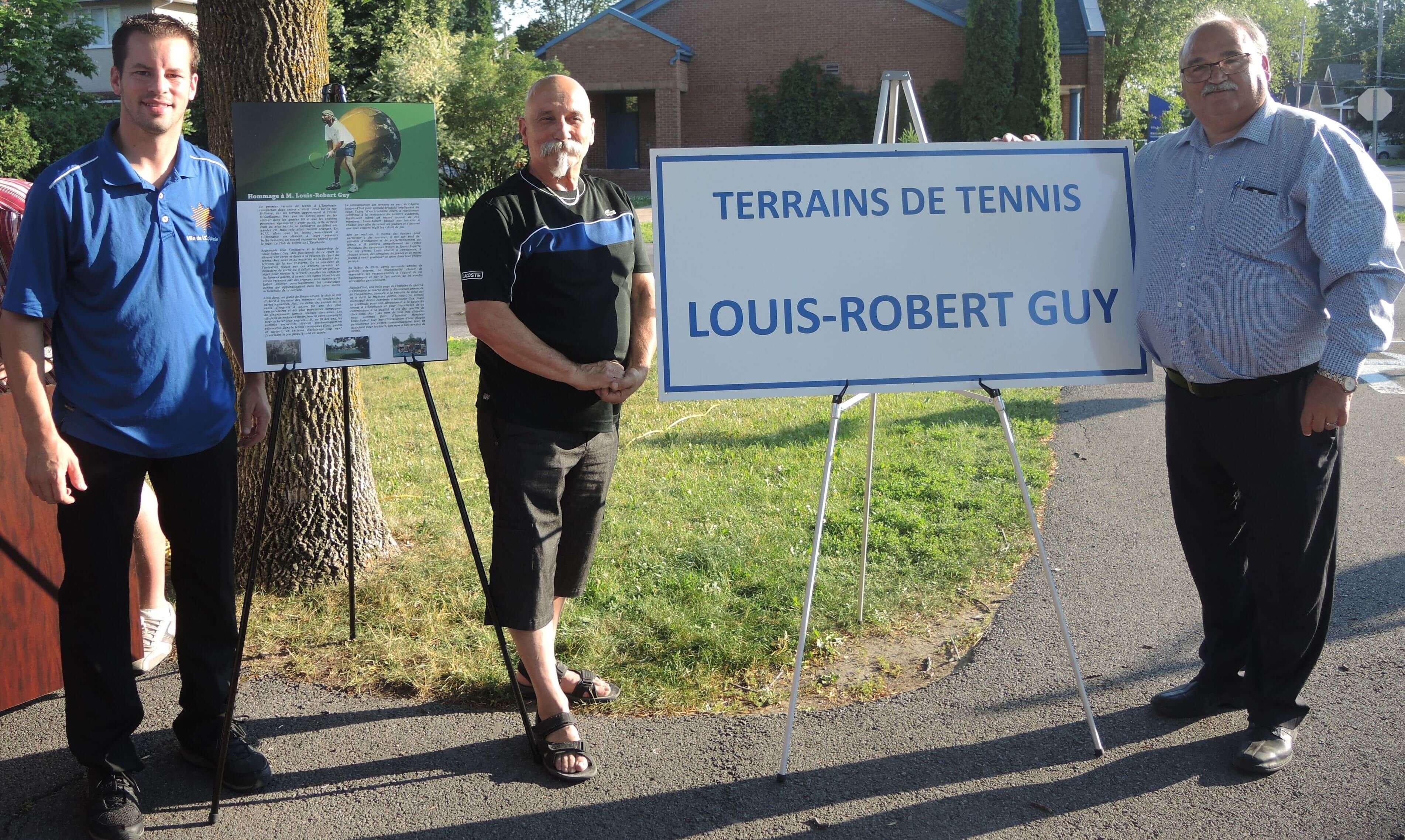 Louis-robert Guy