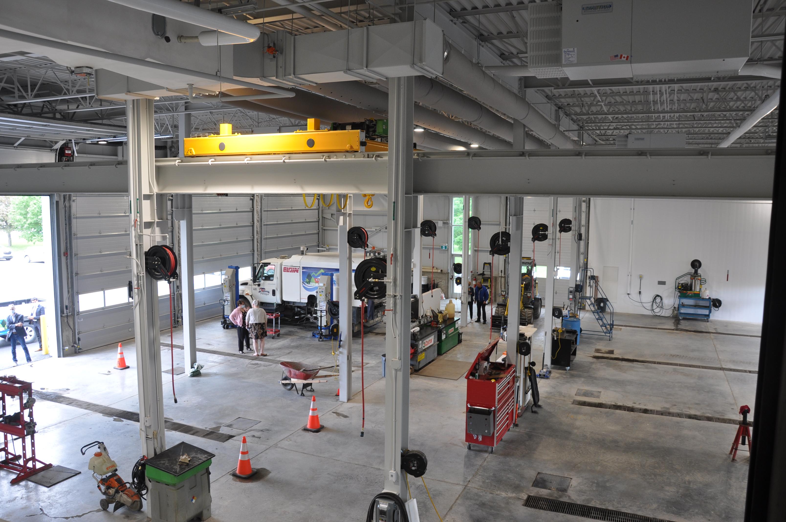 garage amqui