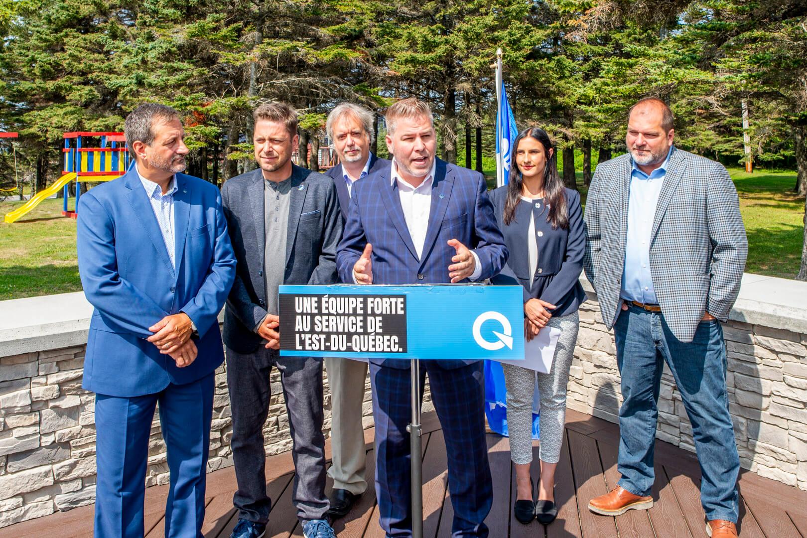 Pascal Bérubé Oarti québécois élections 2018
