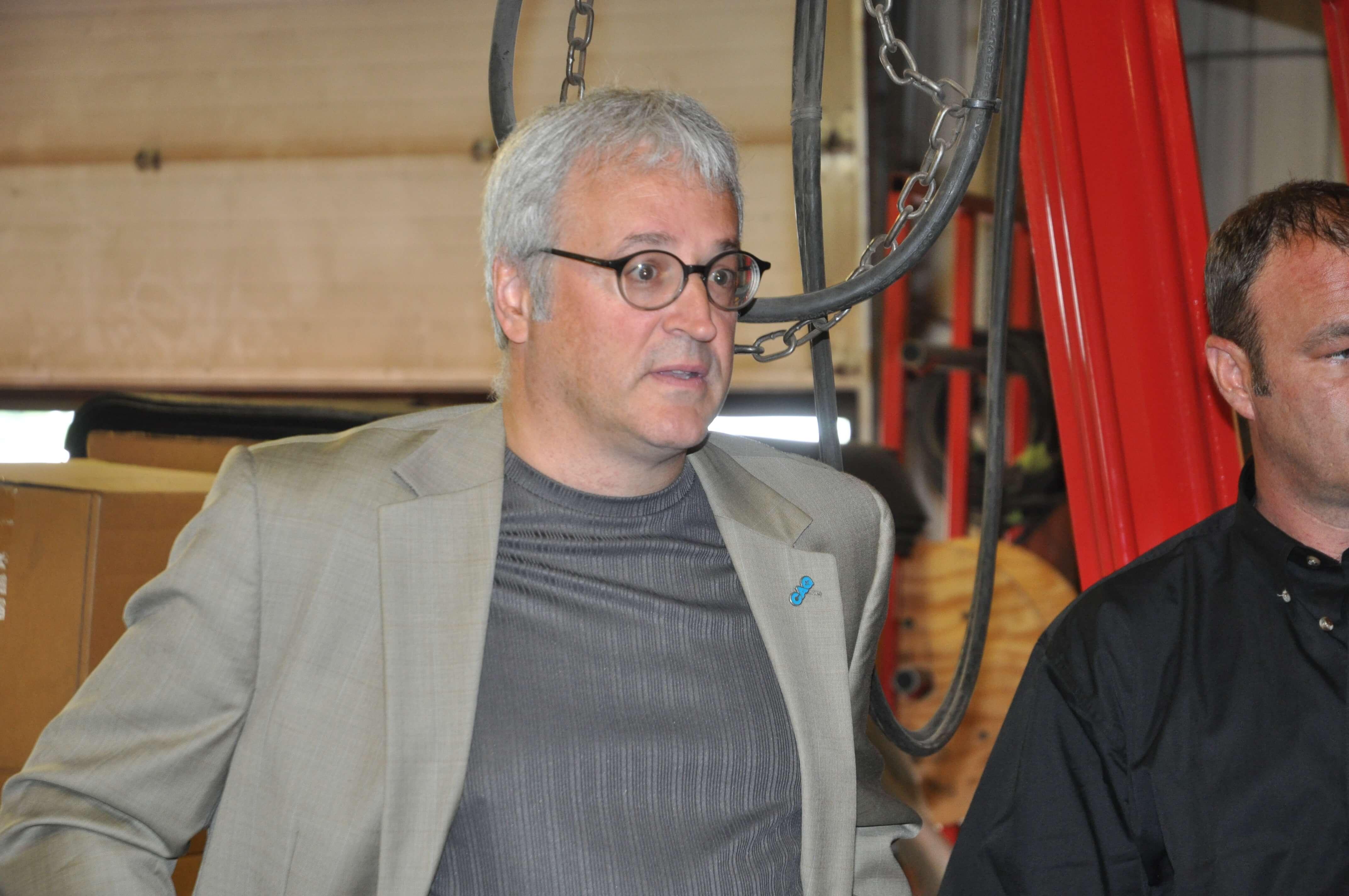 Pierre Dufour: «Les libéraux n'ont pas obtenu grand-chose pour la route 117»
