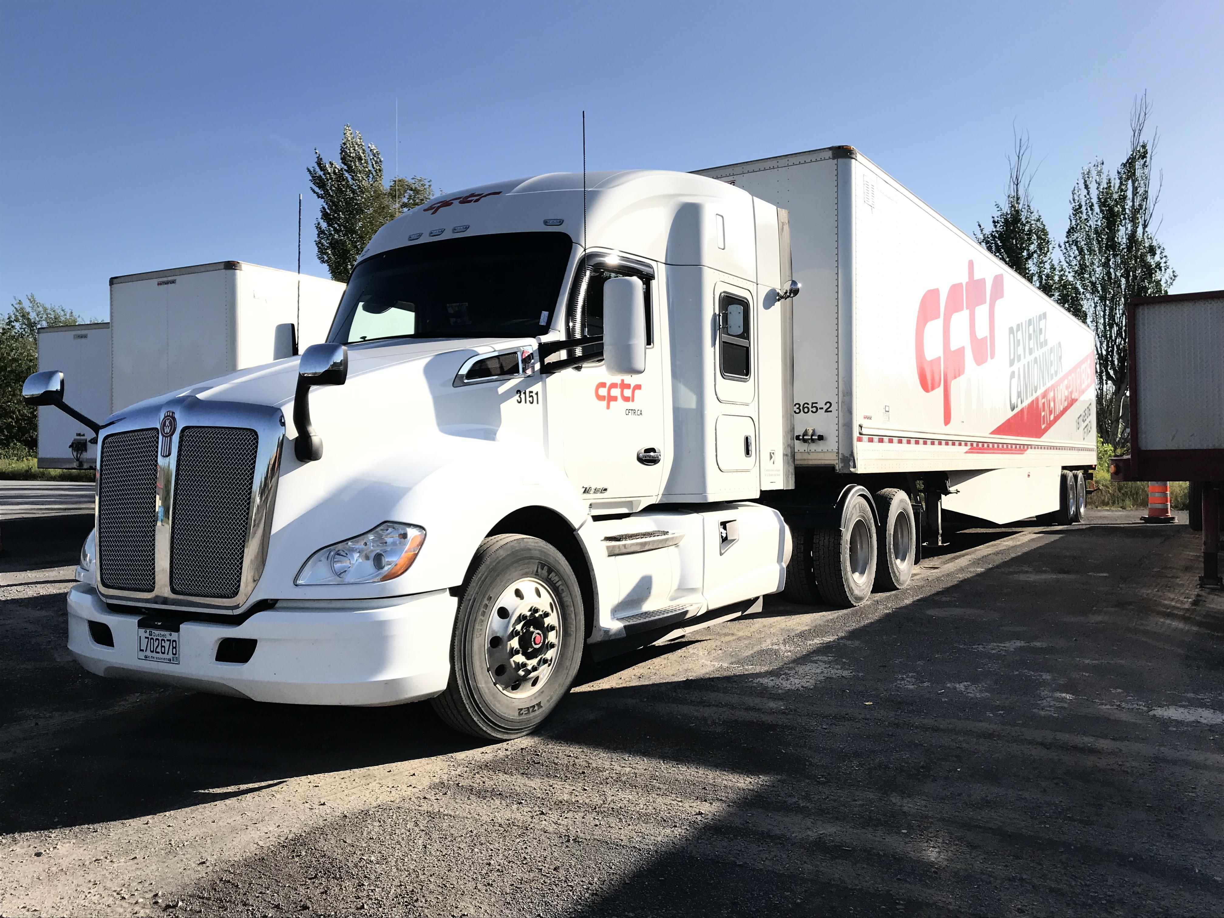 CFTR camion