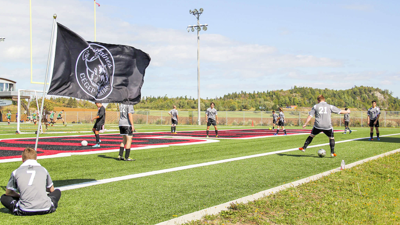 Soccer Matane Cégep Capitaines
