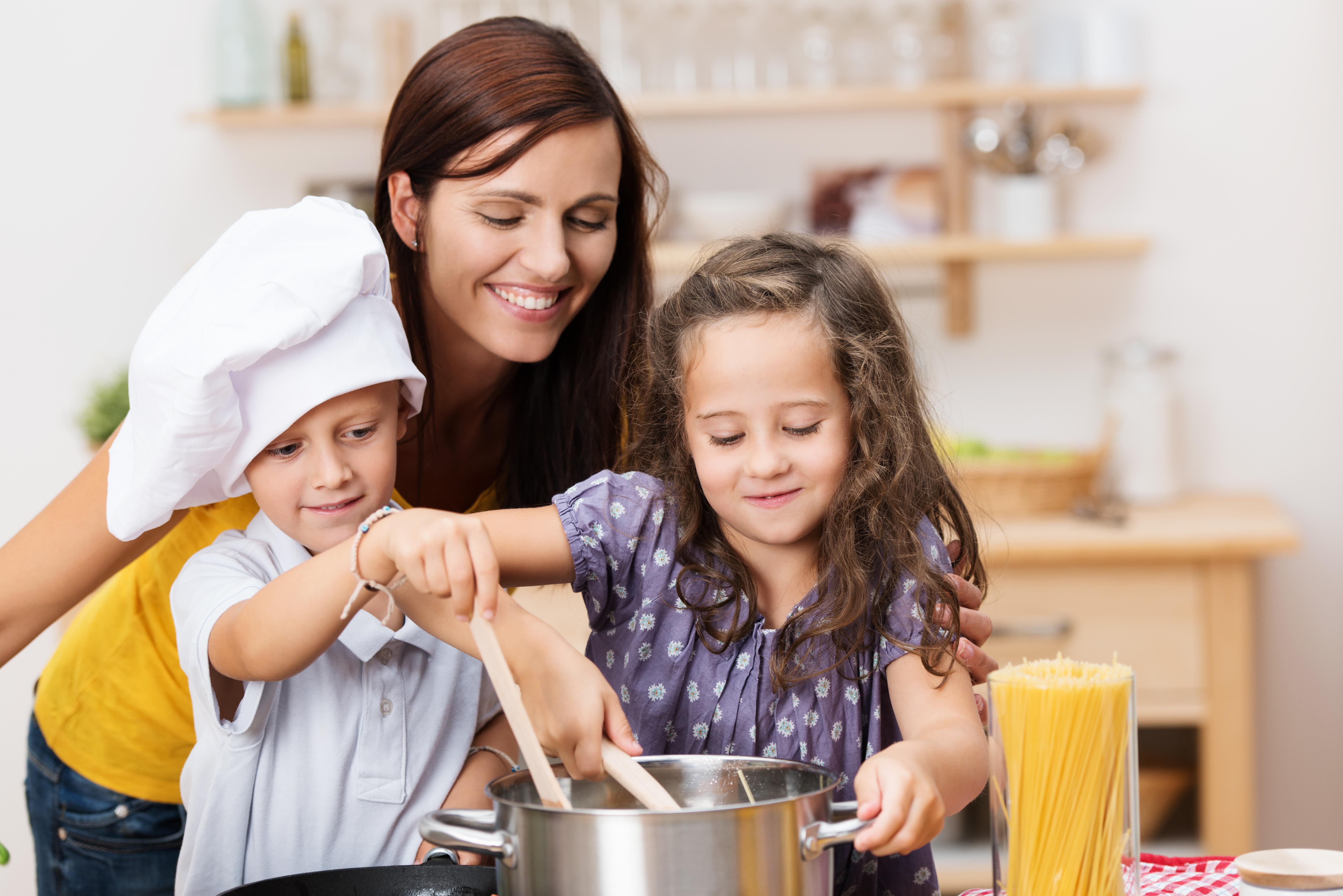 famille cuisine