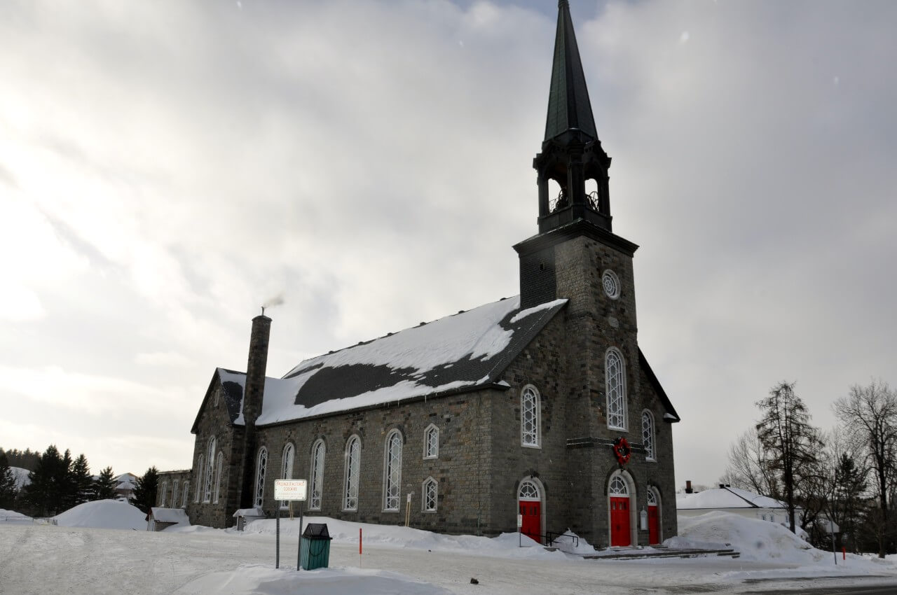 Église de Sainte-Blandine