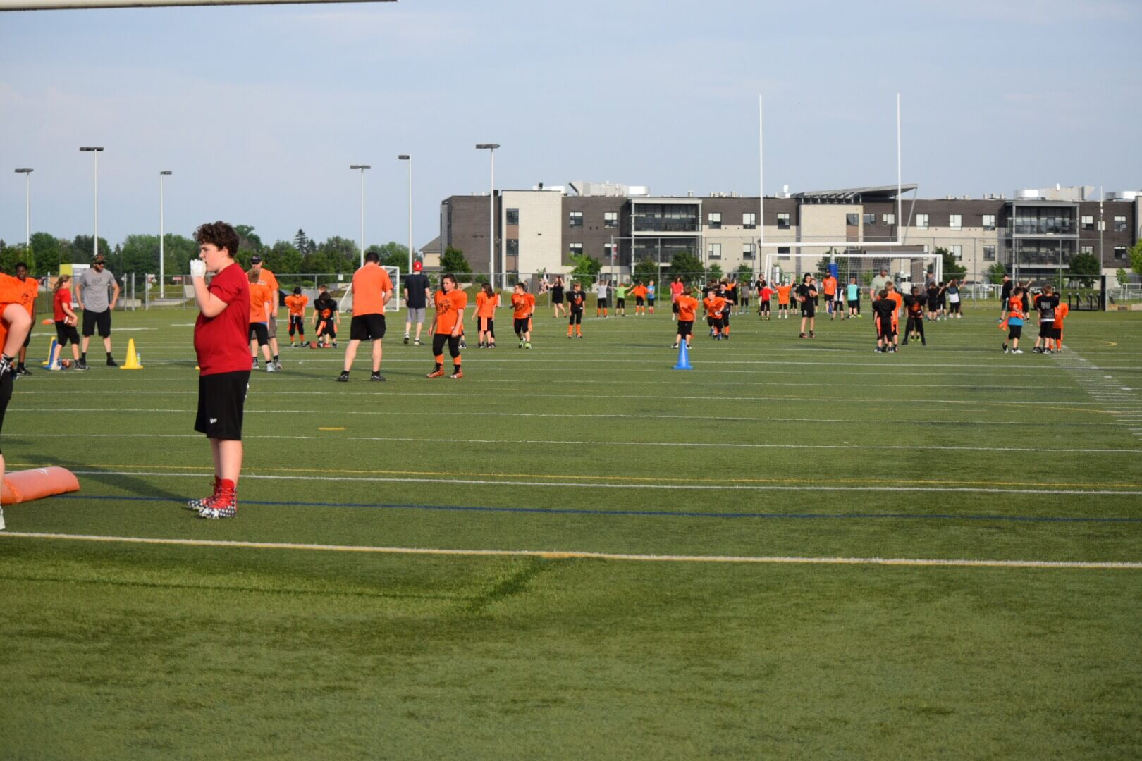 Rhinos football