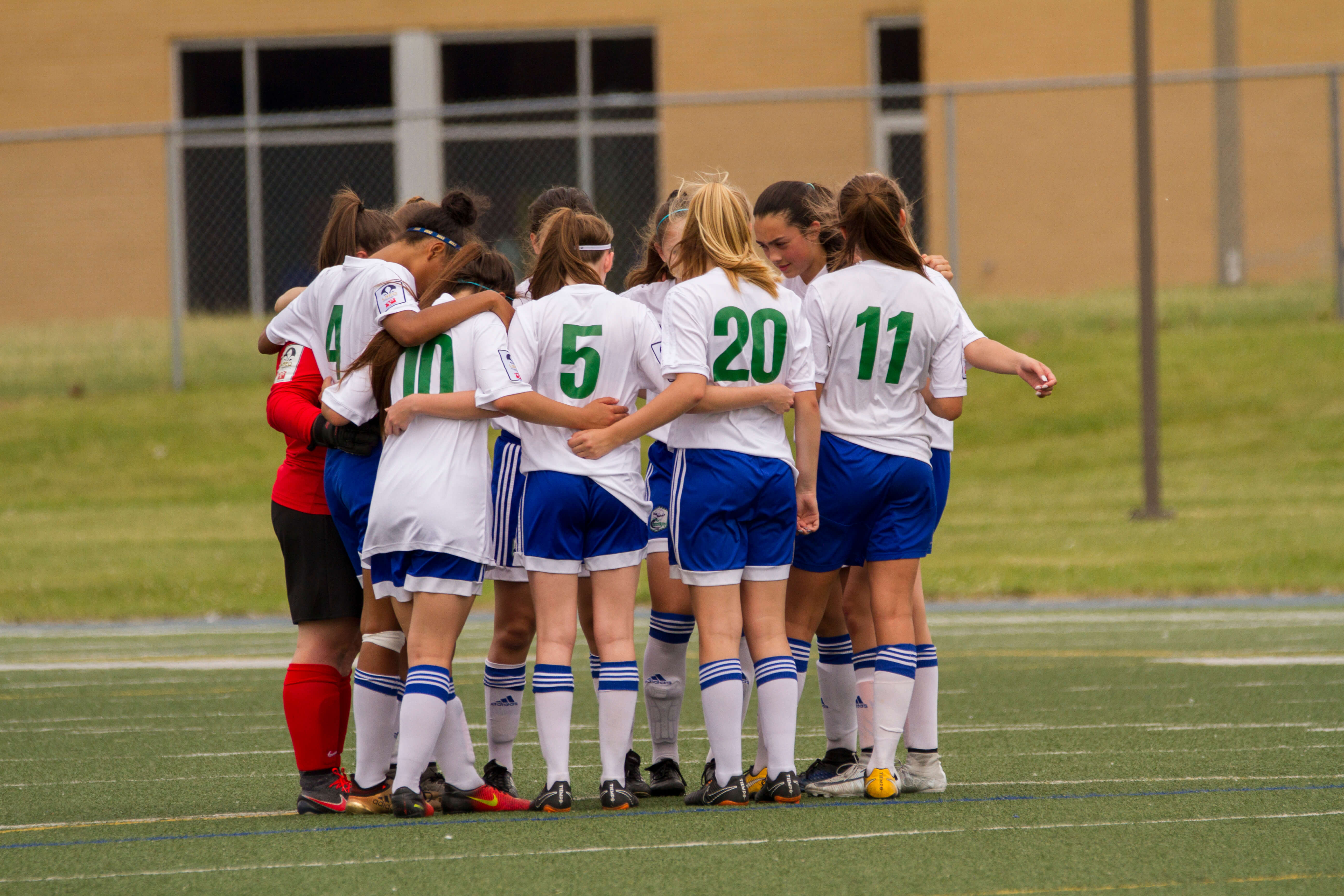 Olympiques soccer
