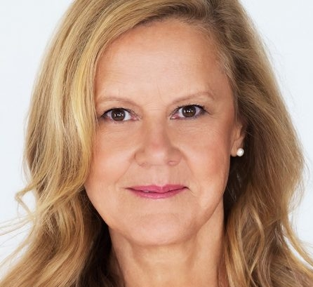 La comédienne québécoise Sylvie Potvin,