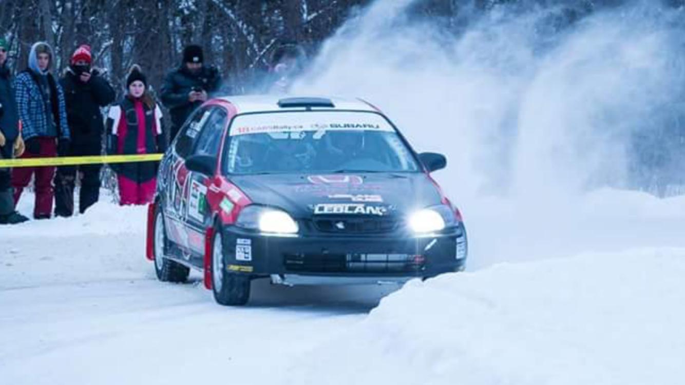 Rallye hivernal