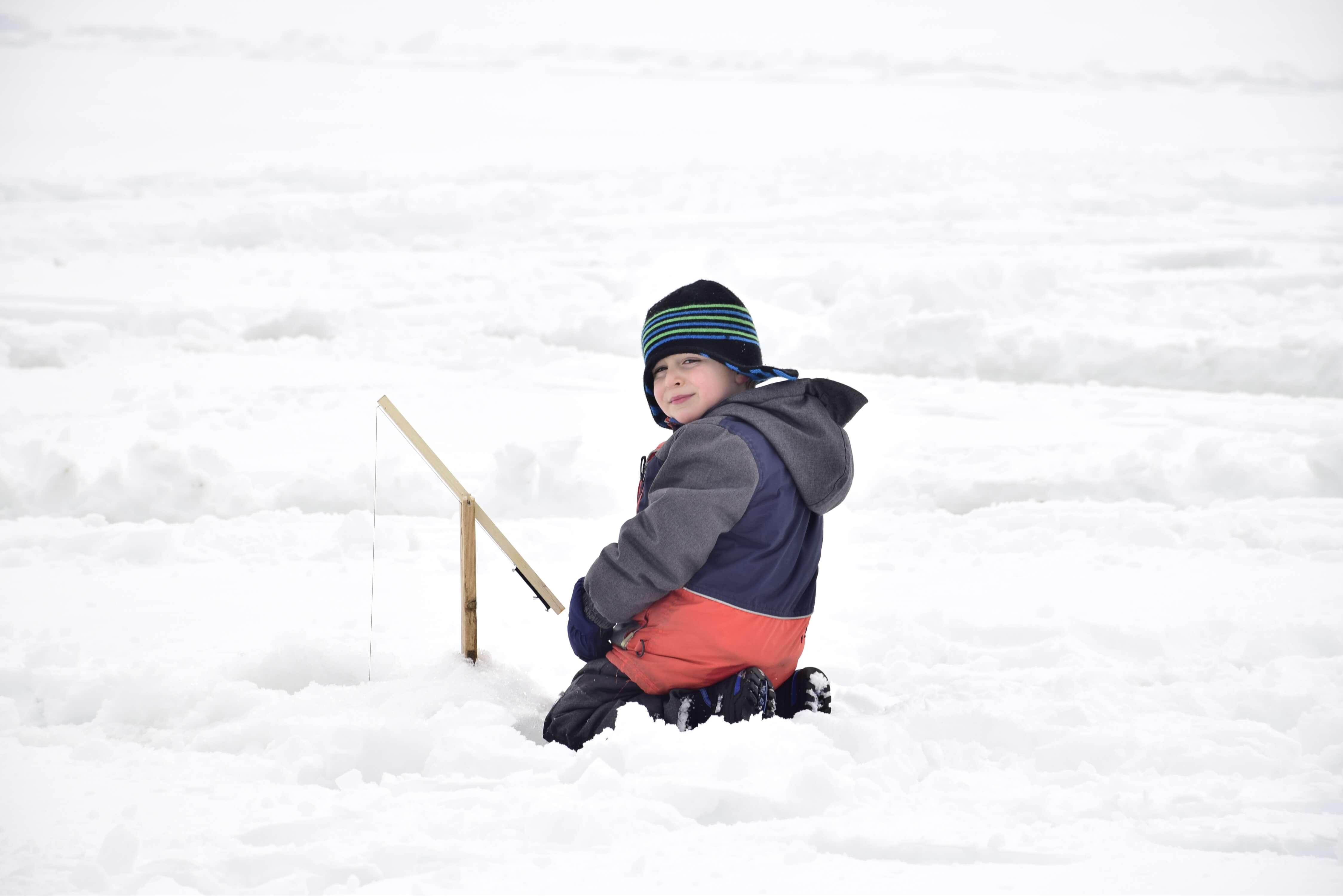 La Fête de la pêche blanche - St-Marcellin - la relève.