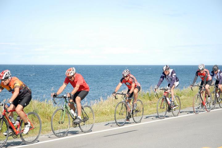 Le 9e Vélo Tour de la Gaspésie reviendra en force en août 2021.