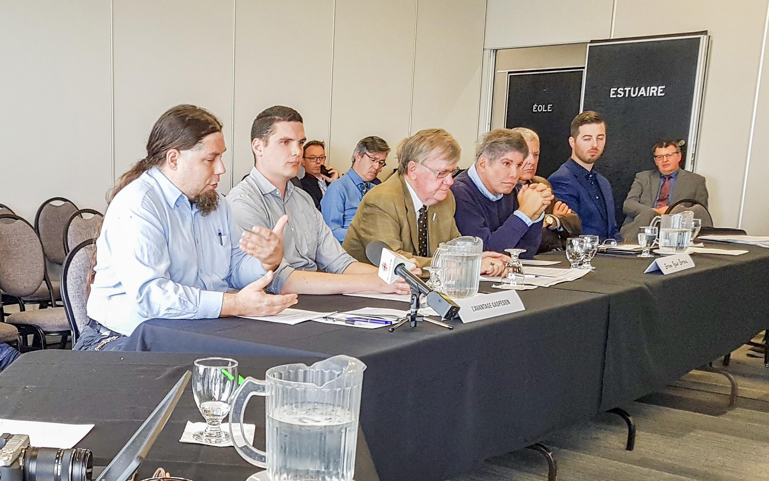 Commission sur l'avenir des médias Dominique Fortier