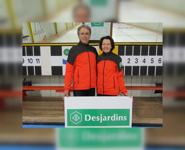 Championnat curling Vallée