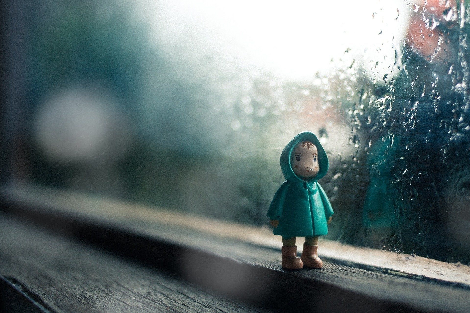 Enfant Pluie DPJ
