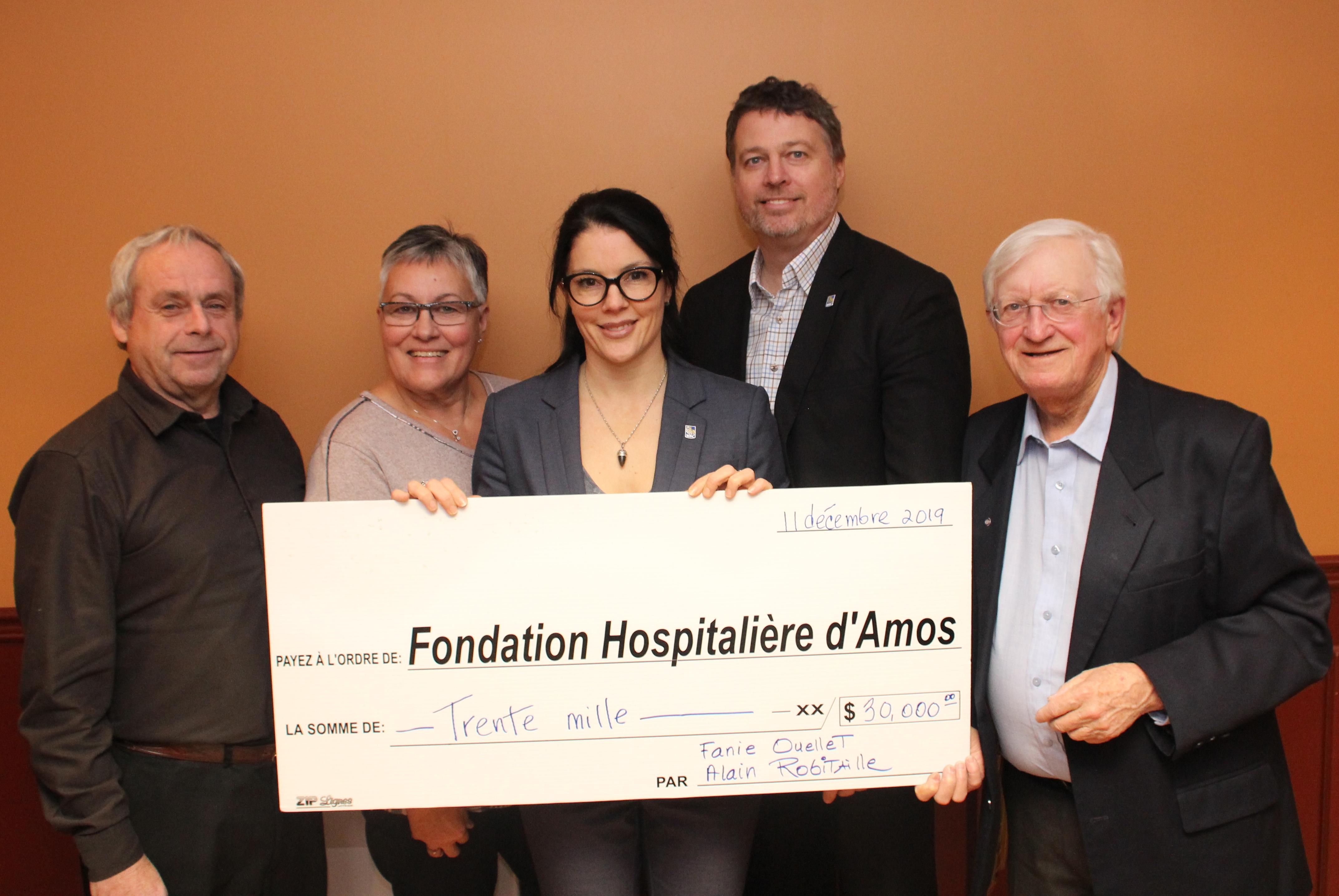Fondation hospitalière Amos