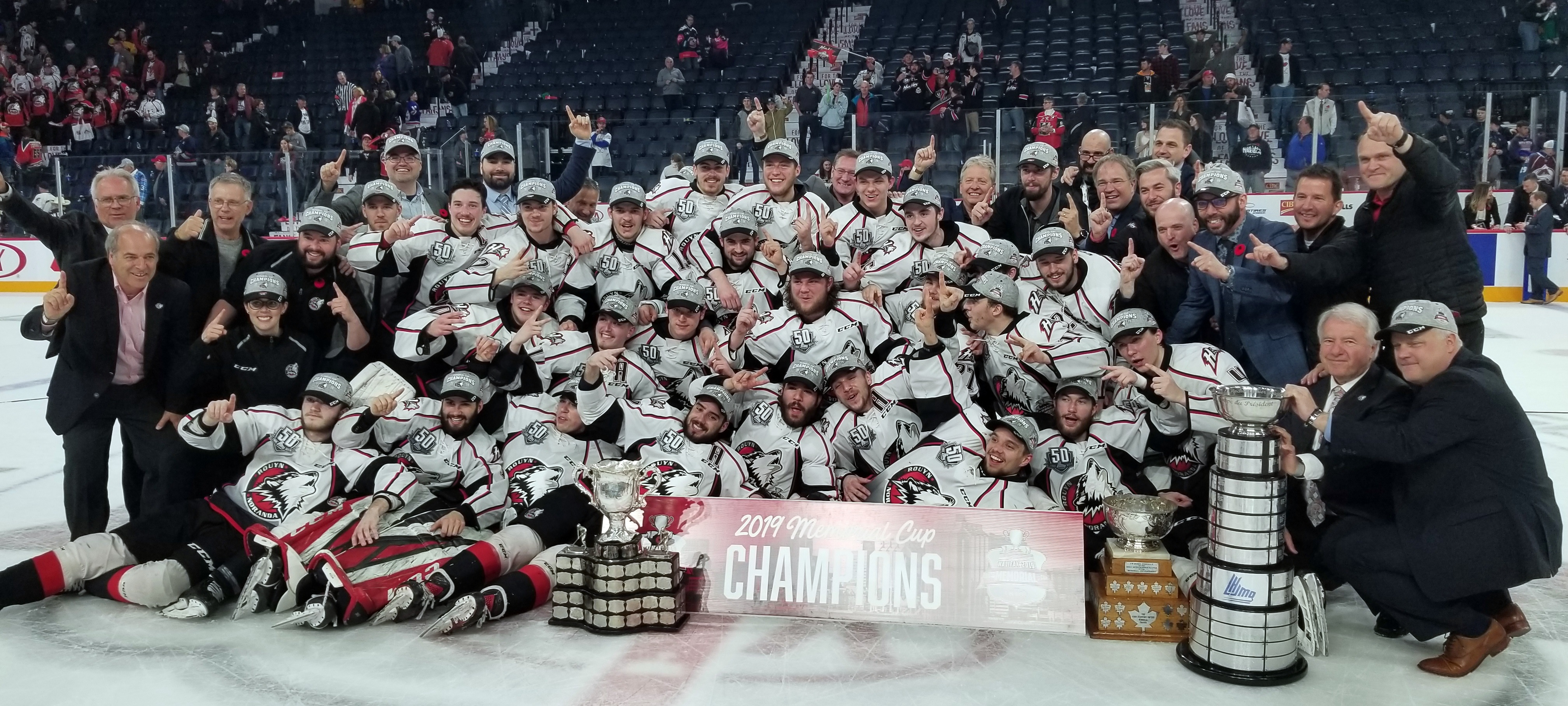 Huskies Rouyn-Noranda Coupe Memorial