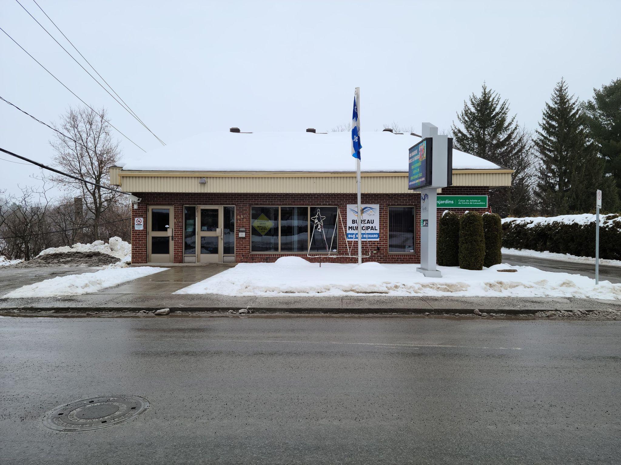 Bureau municipal