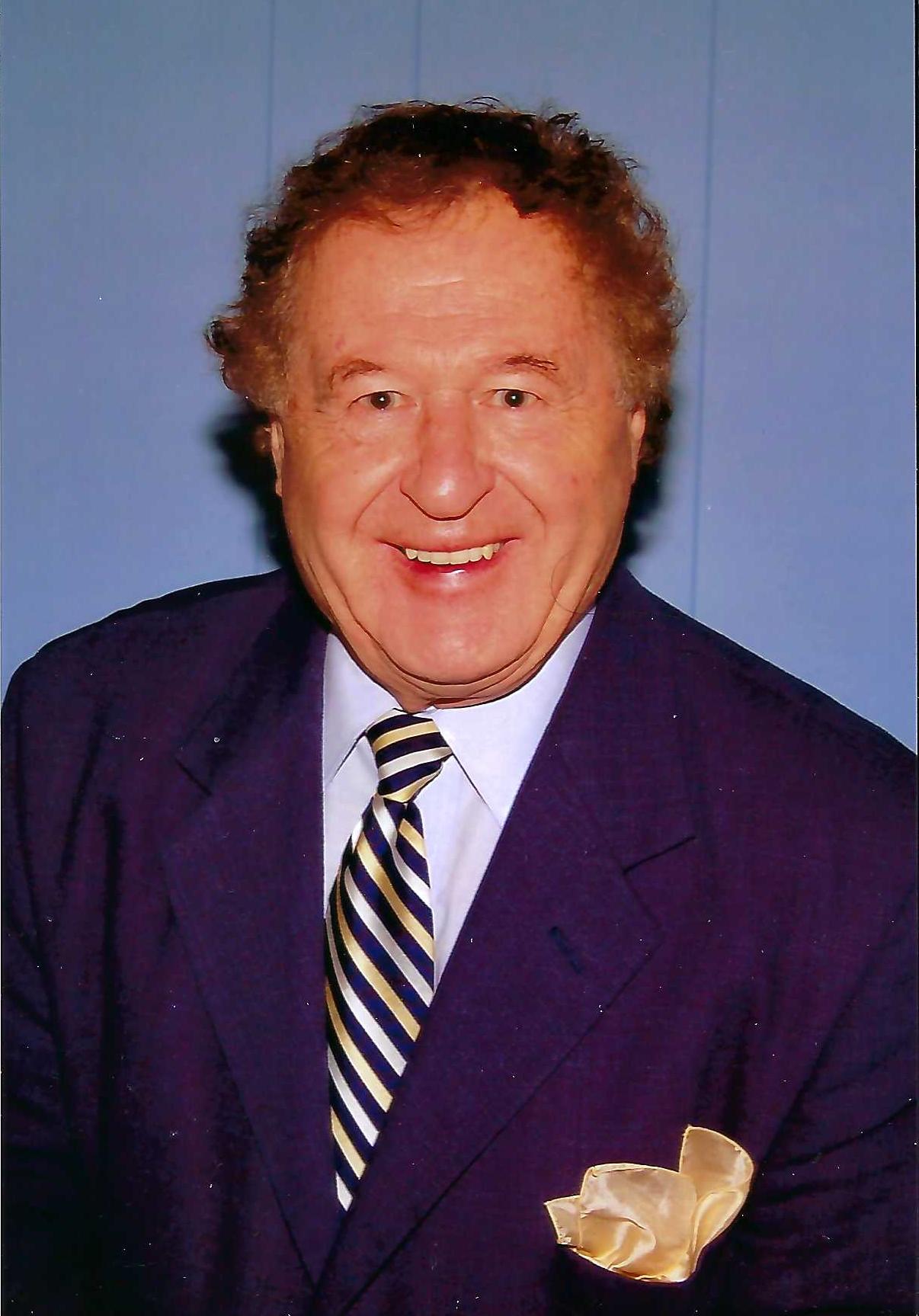 «L'animateur le plus pépé de Québec à Gaspé», Jean Brisson fêtera ses 90 ans le jeudi 25 mars.