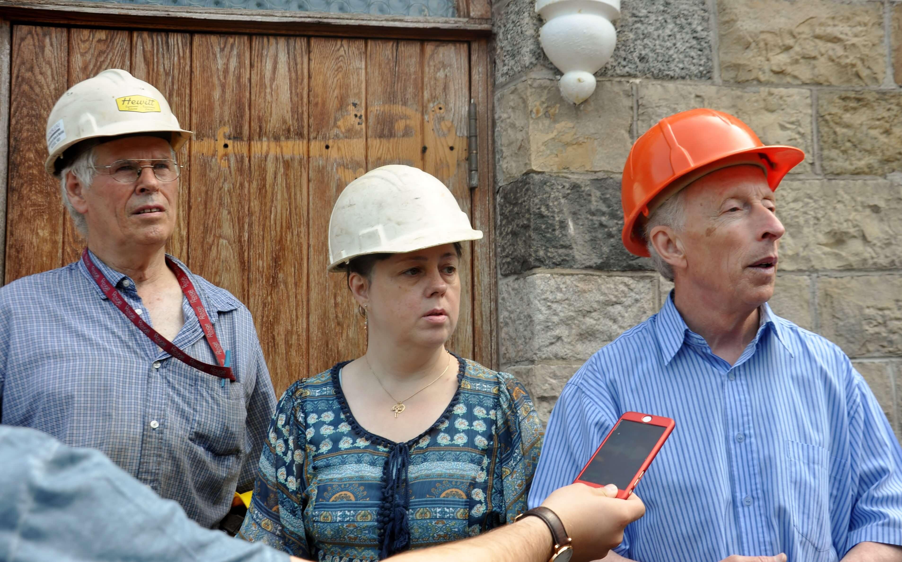 Albert Carré, Nathalie Leblond, Jean-Charles-Lechasseur