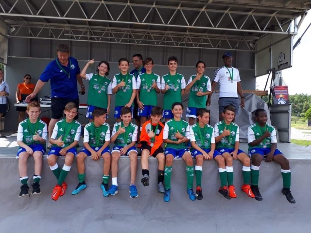 National de soccer Repentigny