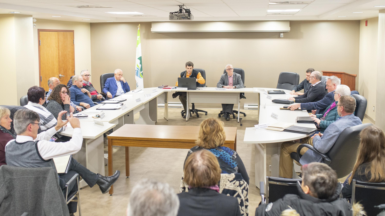 Conseil des maires MRC de la Matanie