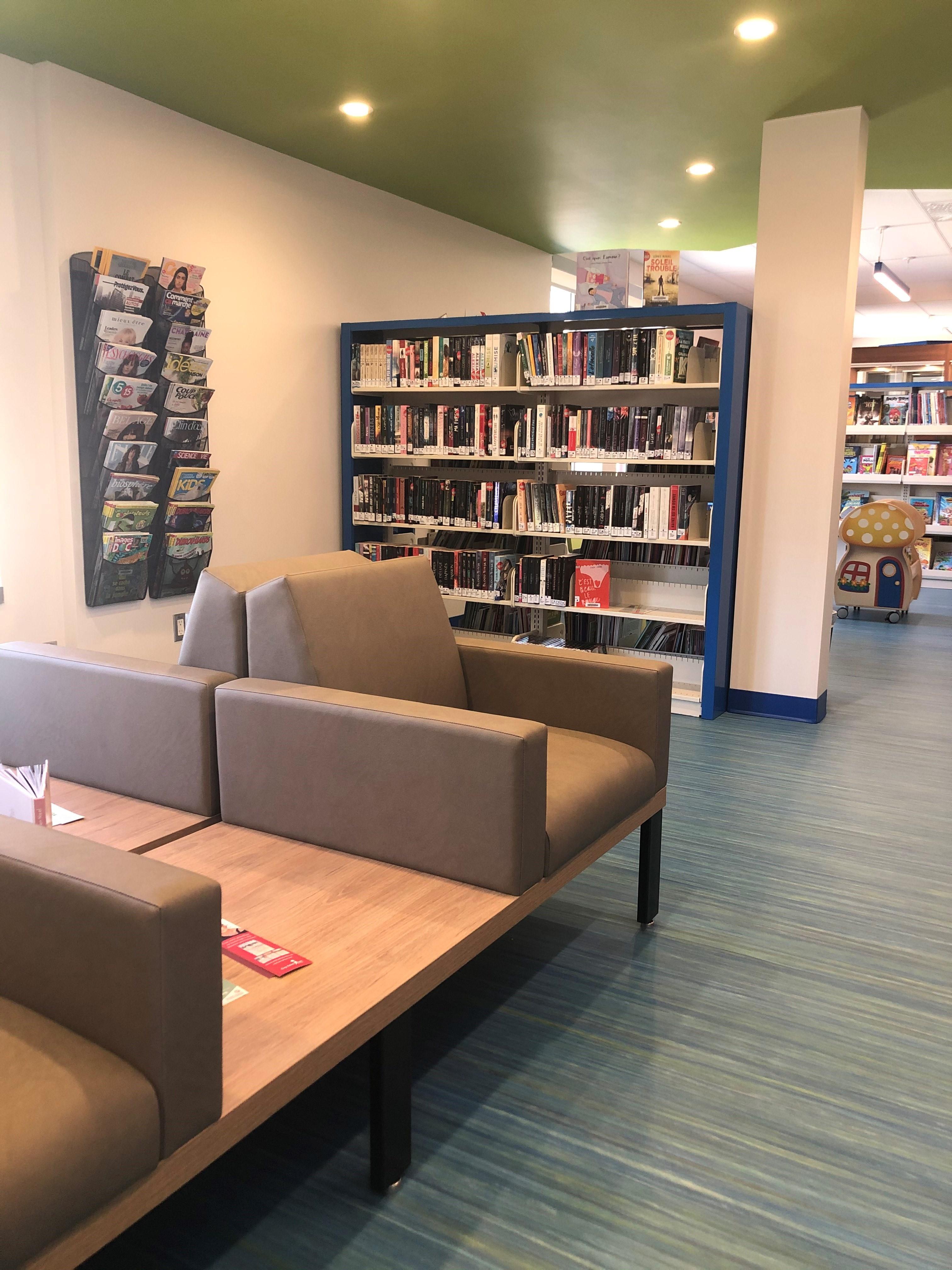 bibliothèque Saint-Paul