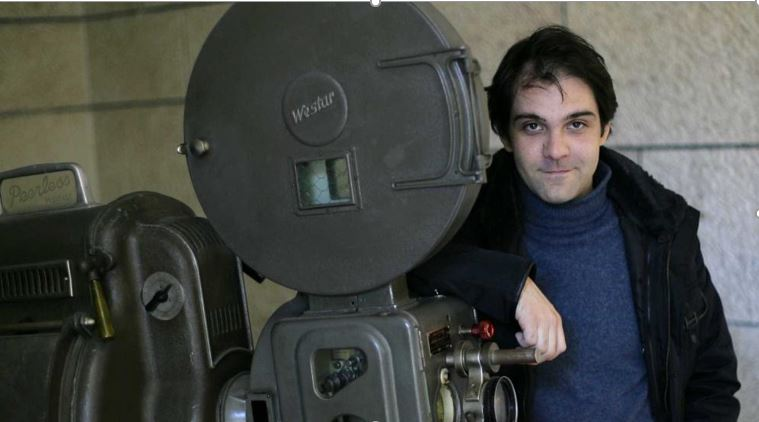 Le réalisateur Sandro Aguilar.