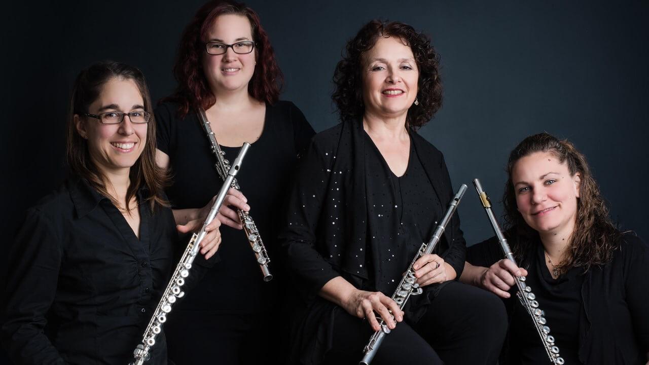 Les flûtes de Kokopelli