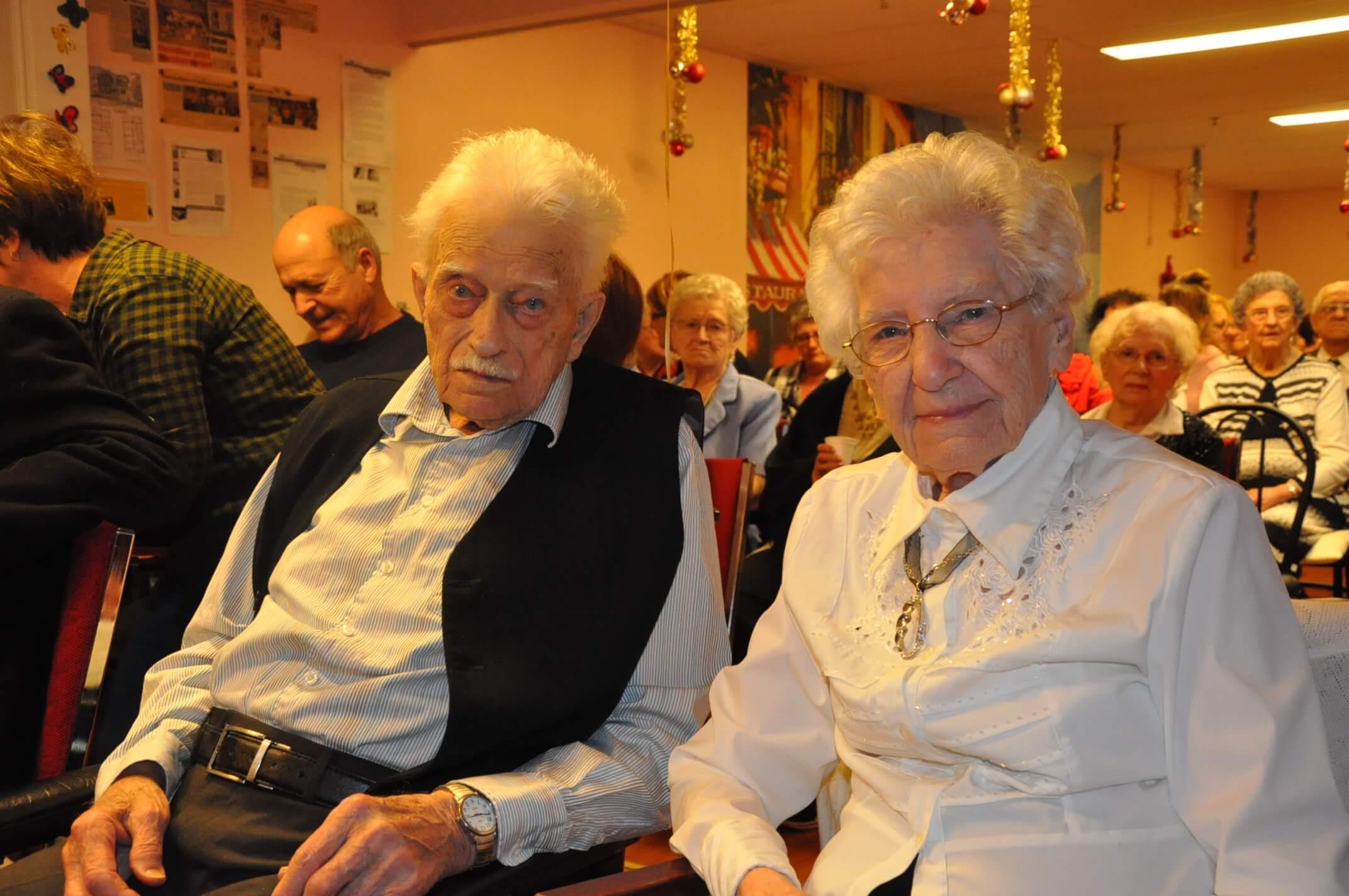 Victor Deschênes et Louise-Yvette Jean