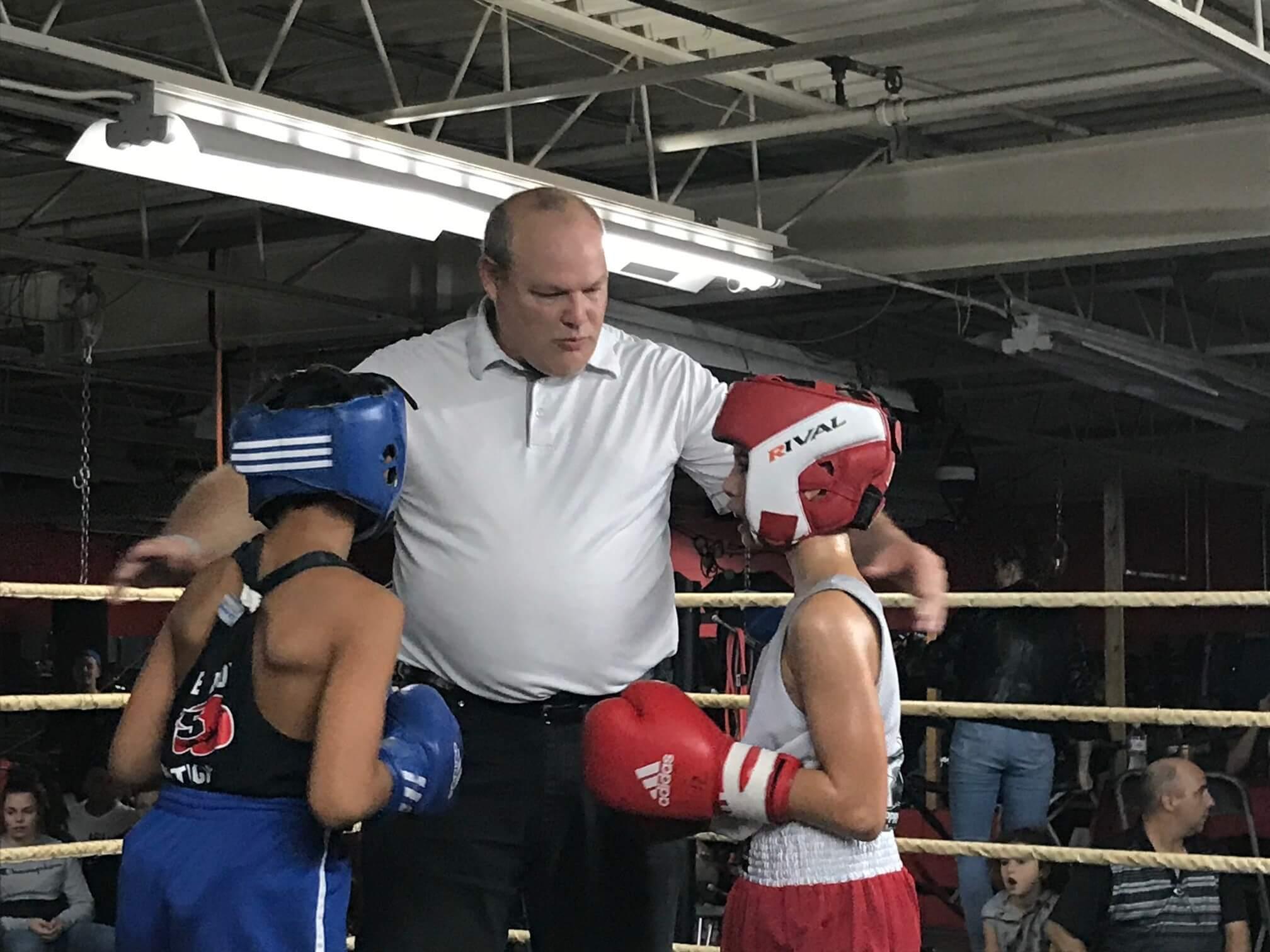 Boxe club 35