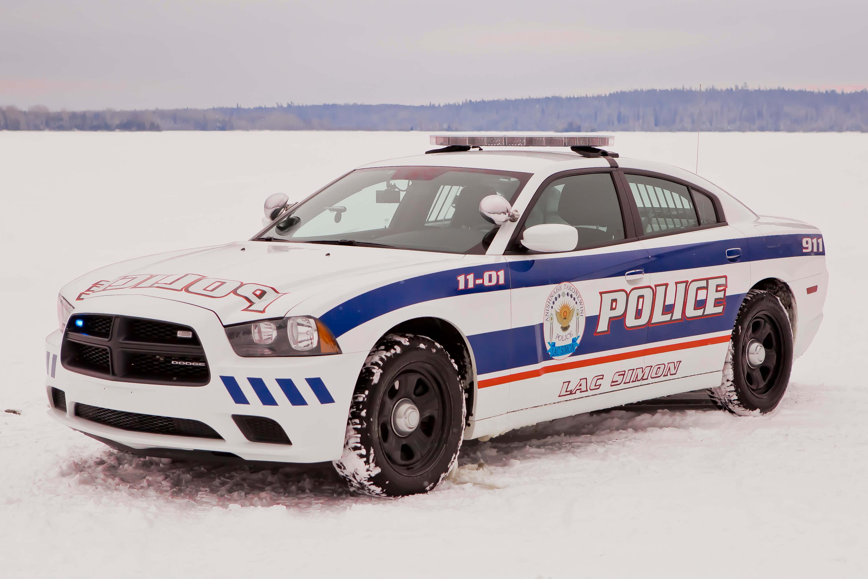 police lac-simon