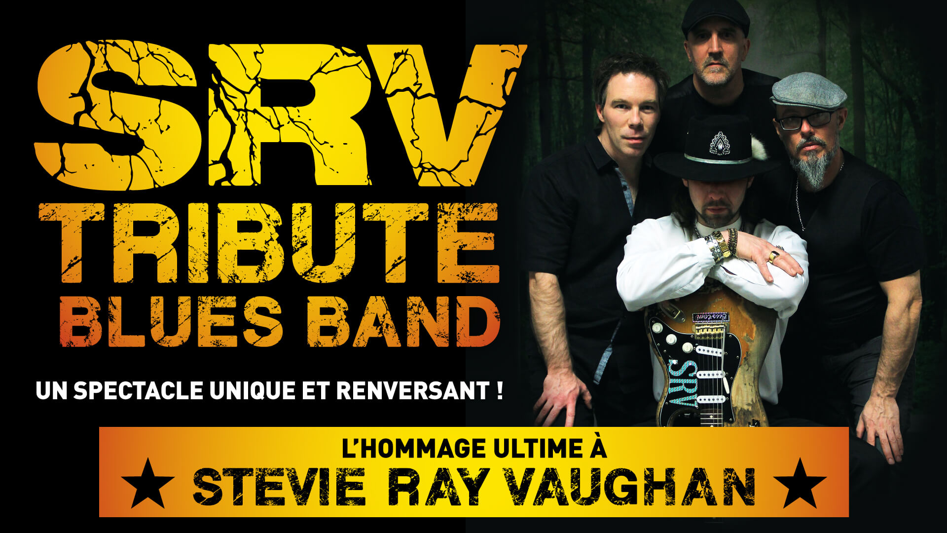 SRV Tribute Blues Band