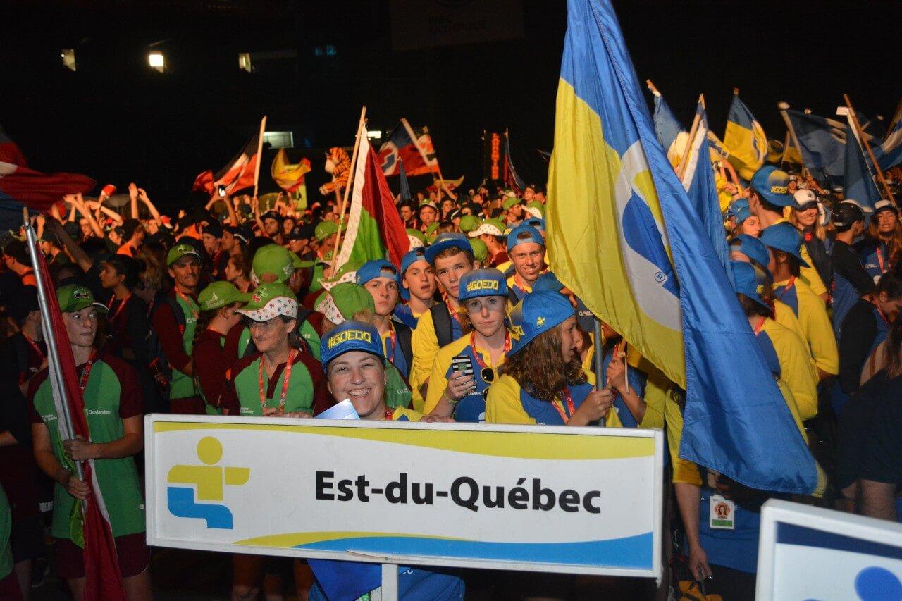 Douze athlètes de La Matapédia aux Jeux du Québec