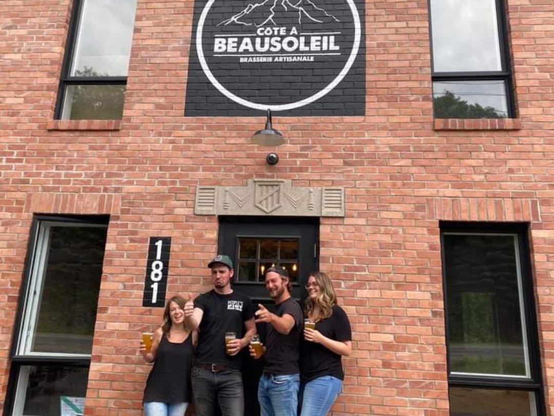 Brasserie Côte à Beausoleil