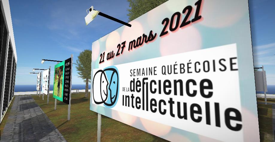 Semaine de la déficience intellectuelle 2021