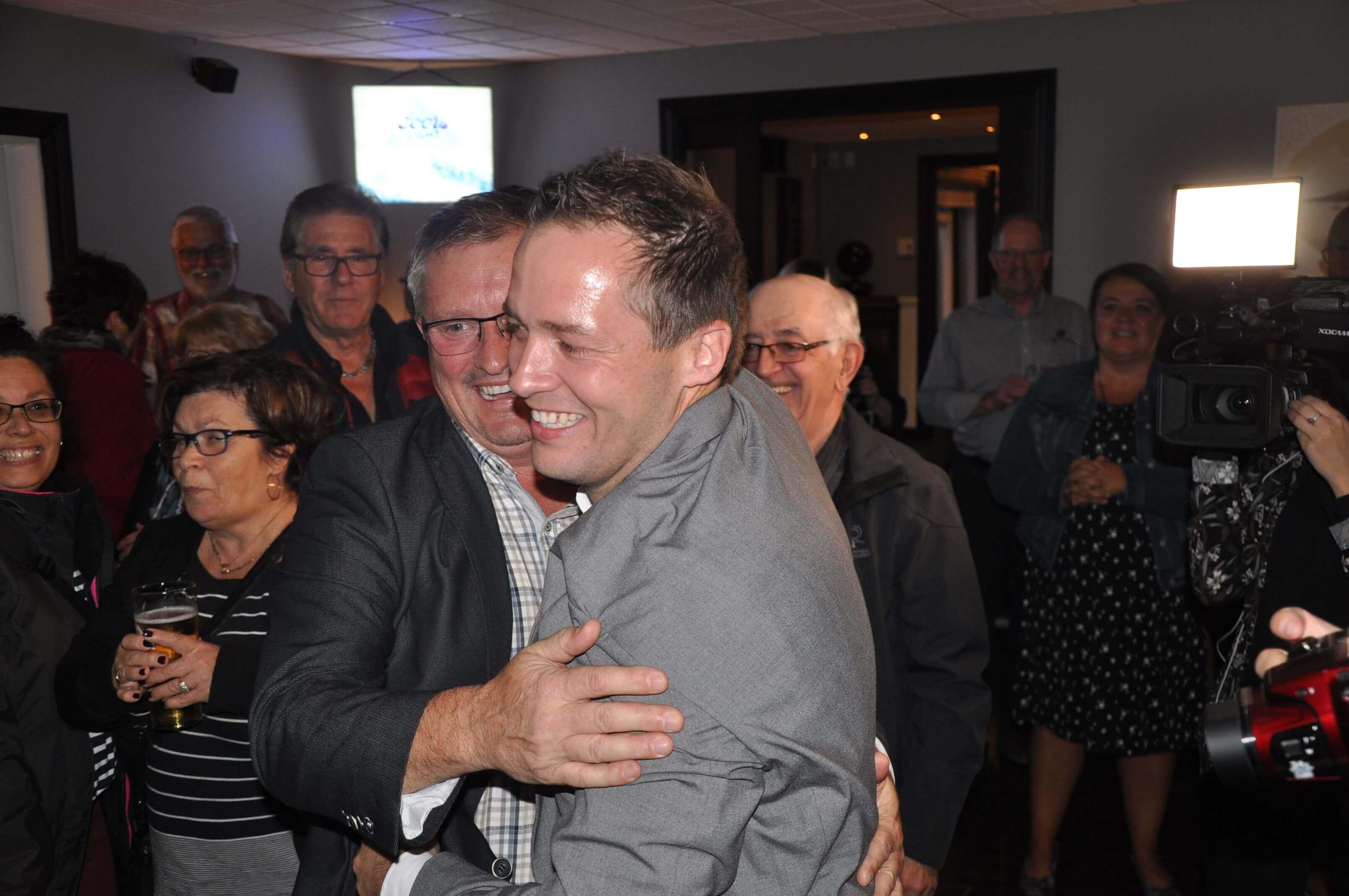 Alexandre Boulay élu de justesse dans Gaspé