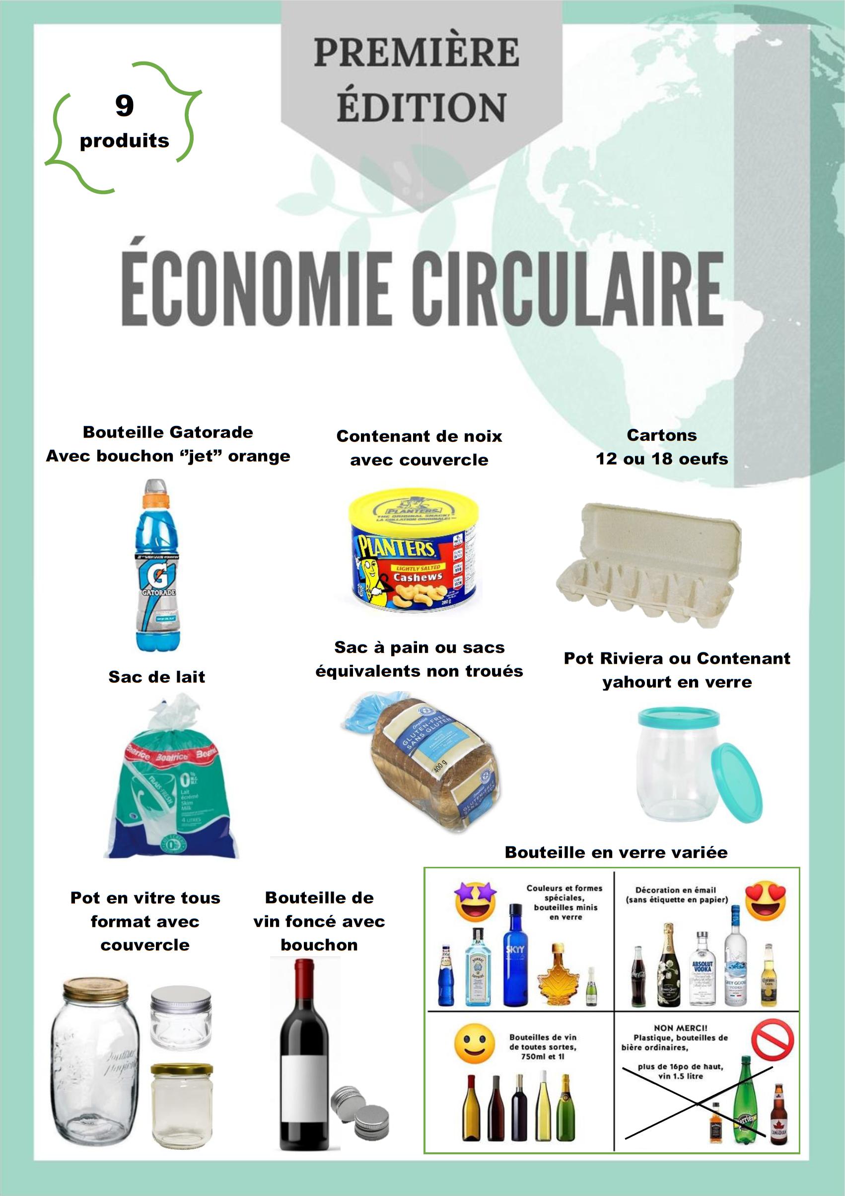CL-Économie Circulaire