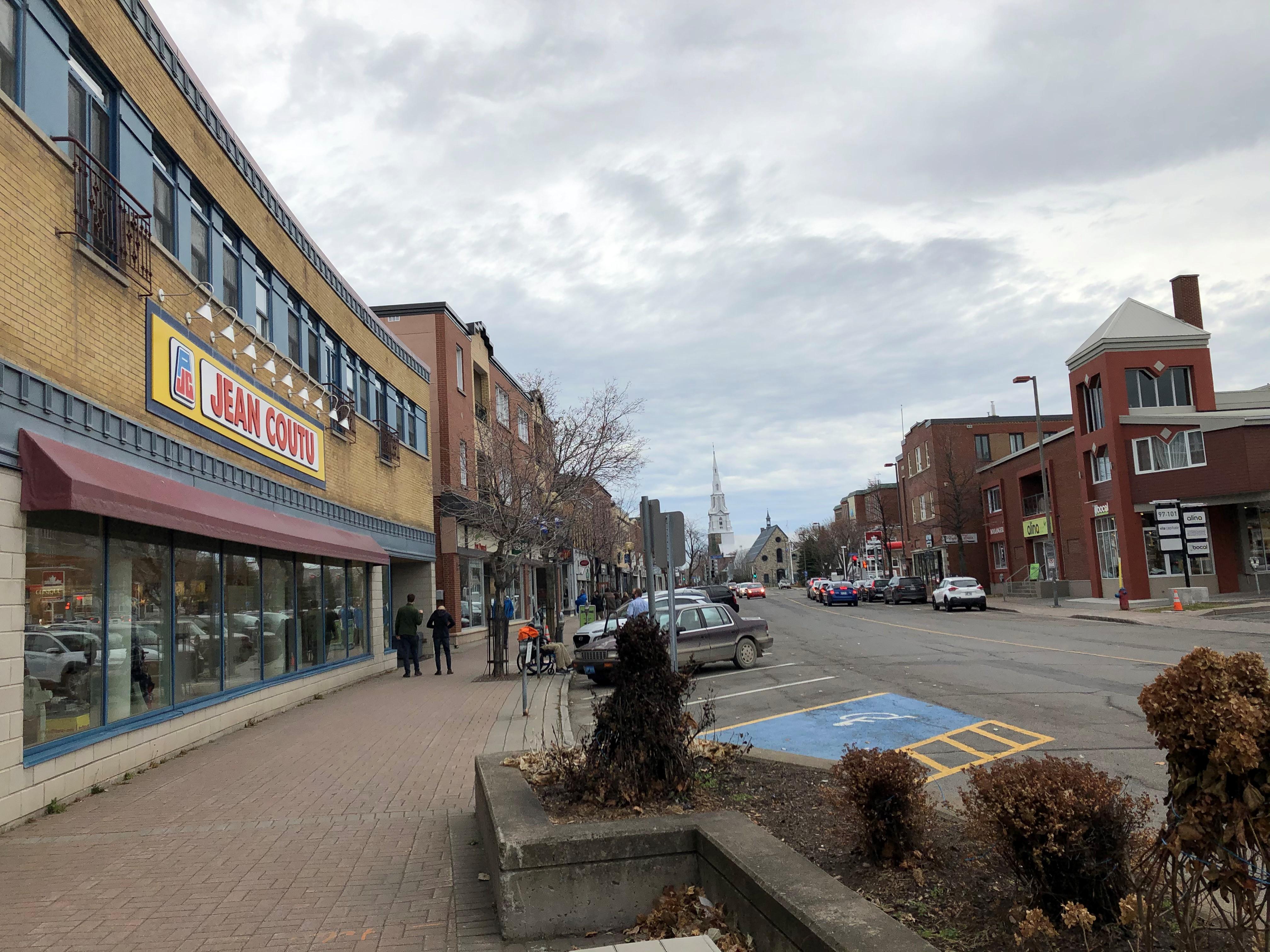 Centre-ville Rimouski