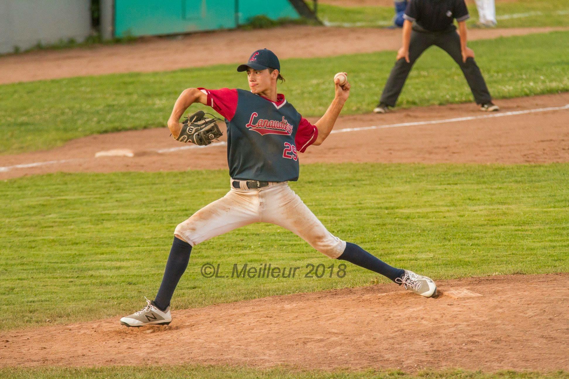 Alexis Gravel baseball