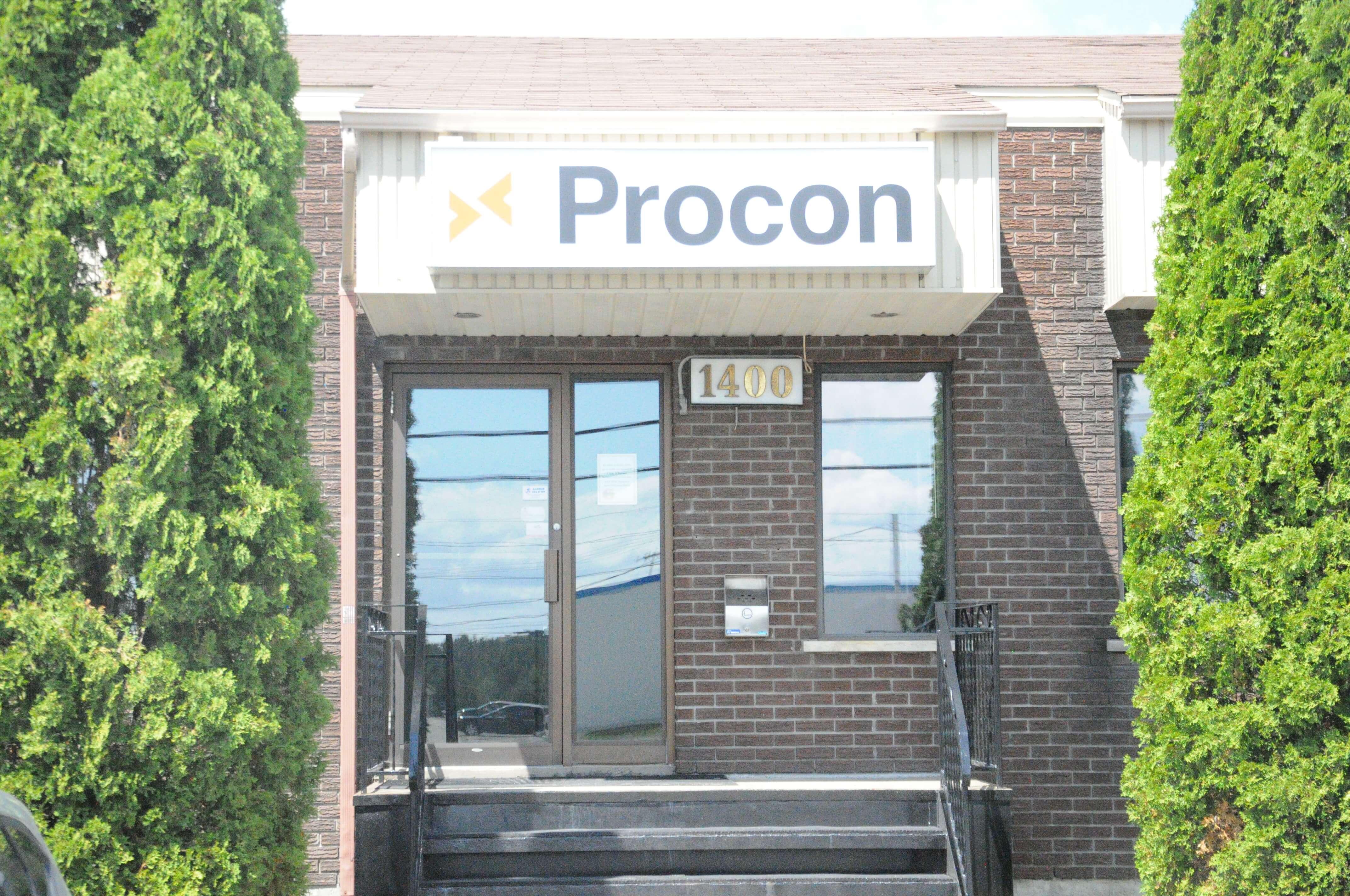 Procon Est du Canada
