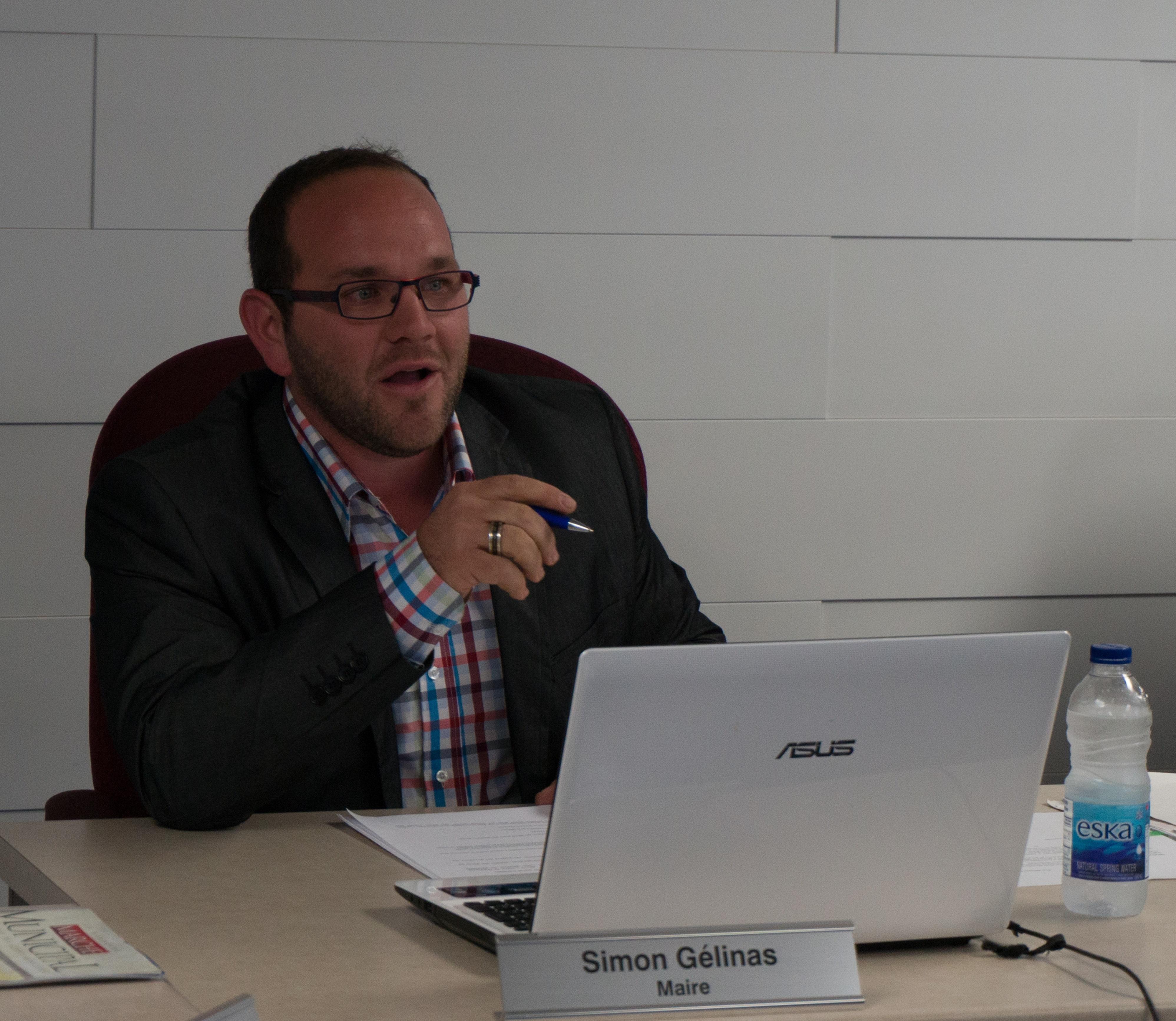 Simon Gélinas