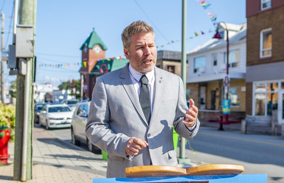 Pascal Bérubé devient chef intérimaire du Parti québécois