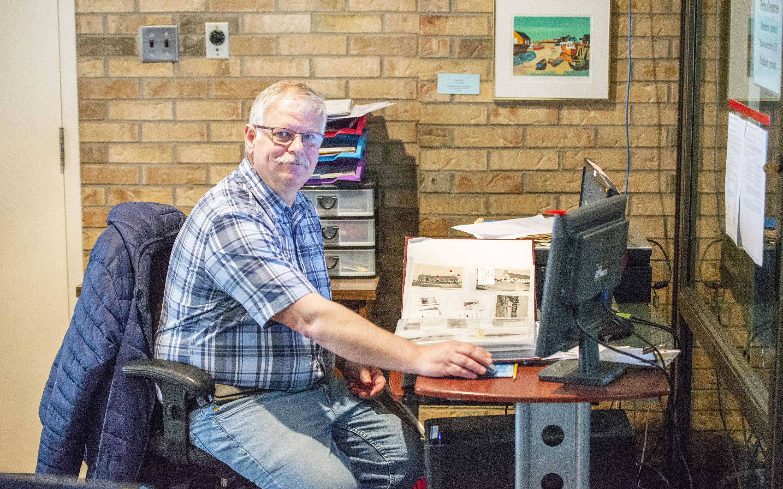 Marc Durette bénévole de l'année Matane SHGM