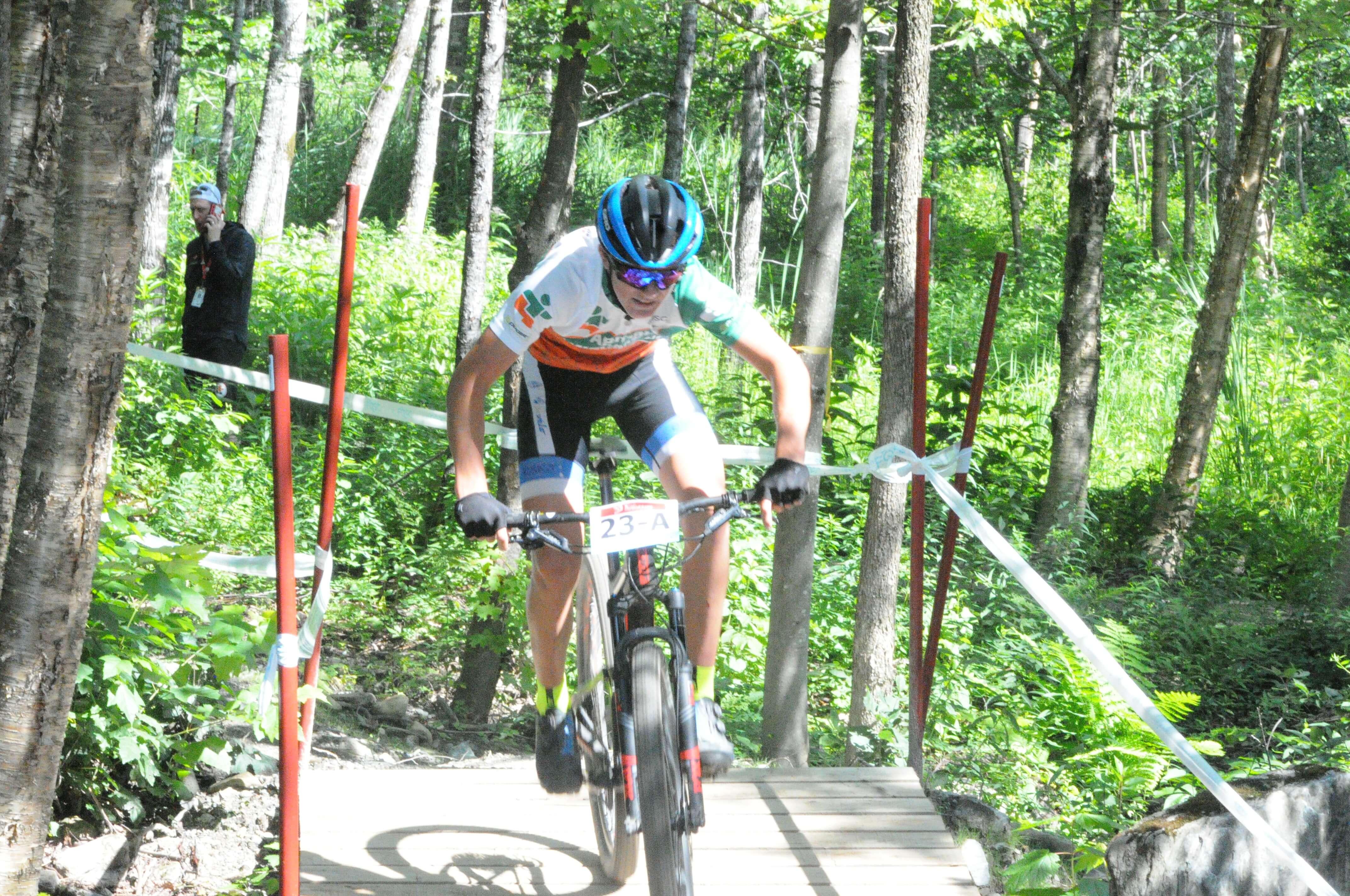 Jérôme Gauthier - Vélo Montagne