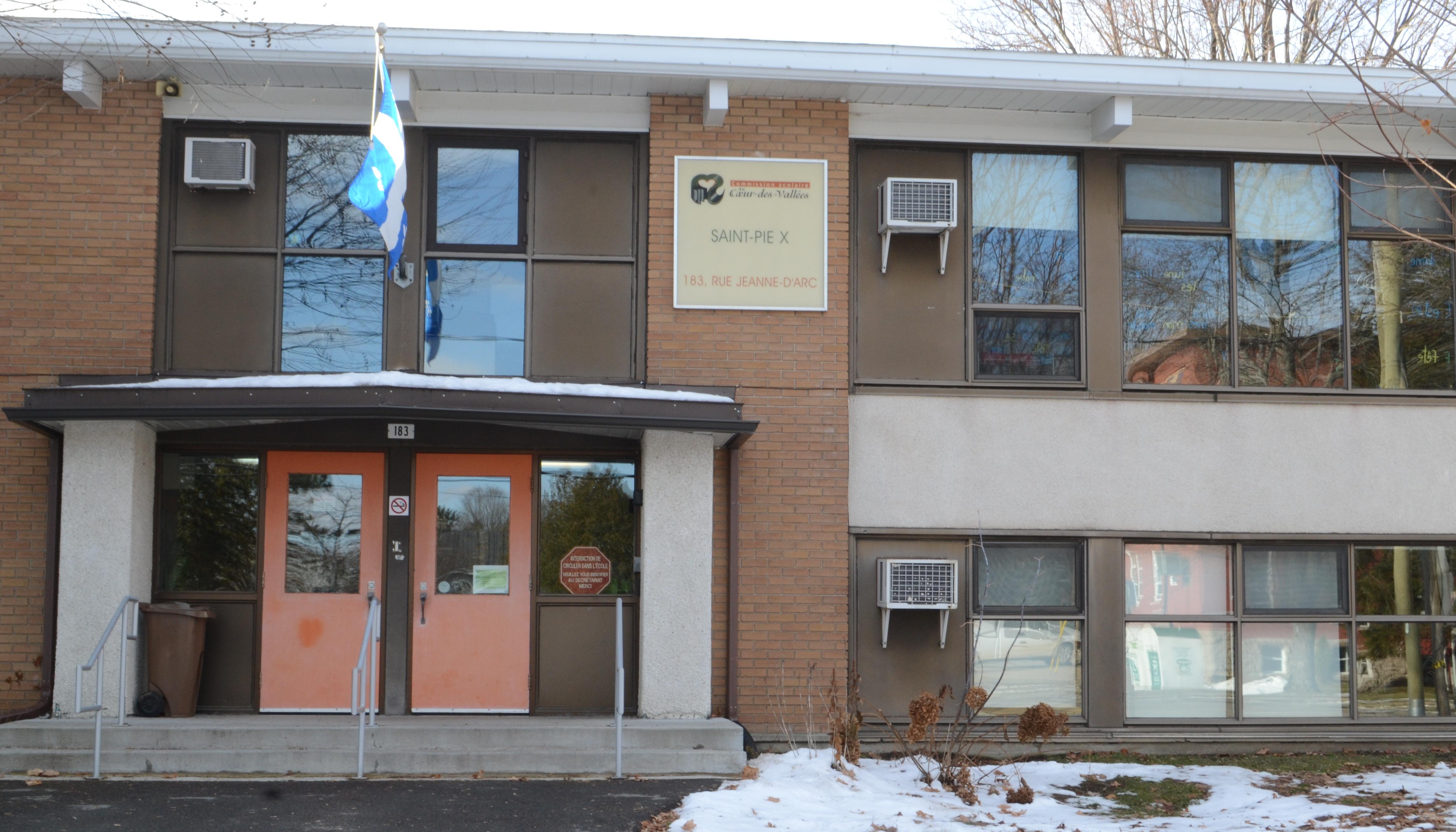 École Saint-Pie-X