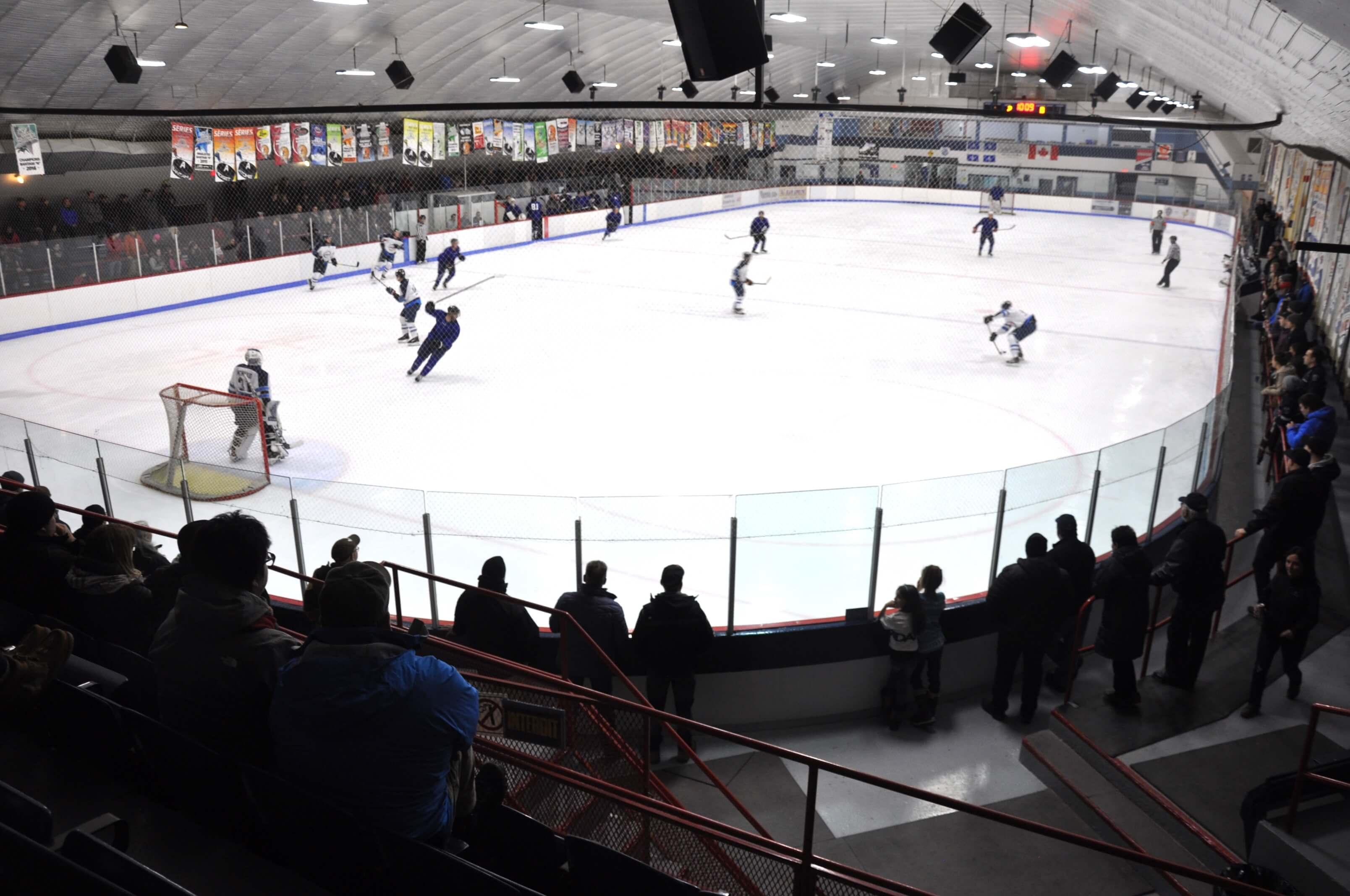 Hockey senior Gaspésie