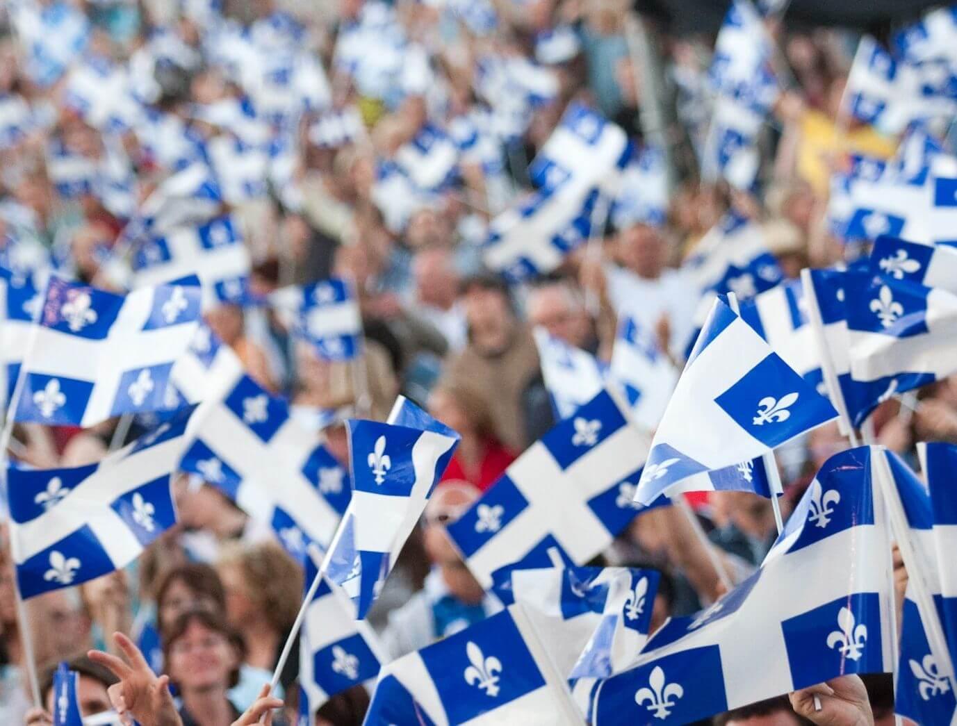 Québec constitution