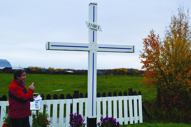 Croix Montée Berndt