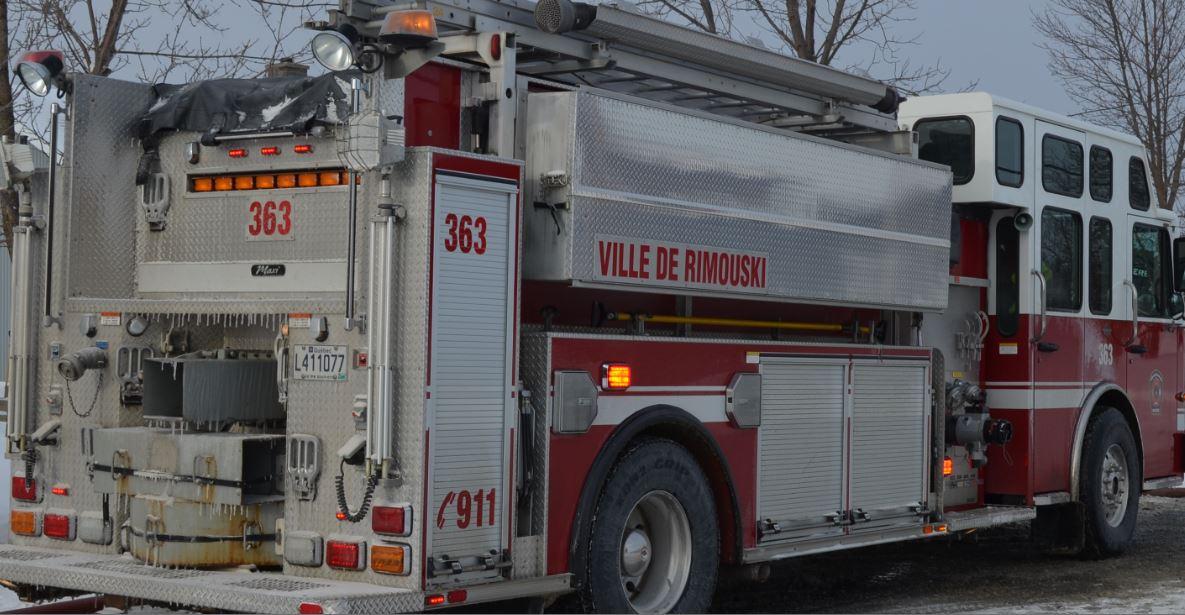 Jusqu'au 10 octobre, c'est la Semaine nationale des incendies partout au Québec.
