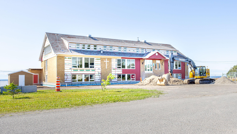 École Assomption de Baie-des-Sables